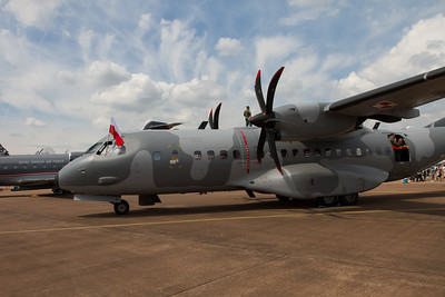 Airbus C295 (Polish Air Force)