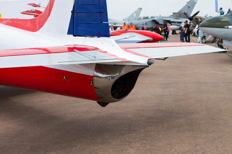 Hunting Percival Jet Provost T.3A