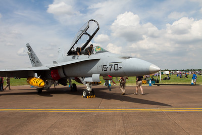 McDonnell Douglas F/A-18 Hornet (Swiss Air Force)