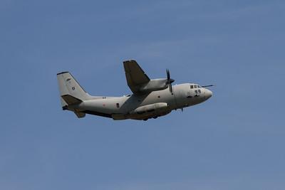 Alenia C-27J Spartan (Italian Airforce)
