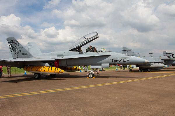 McDonnell Douglas F/A-18 Hornet (Swiss Air Force)