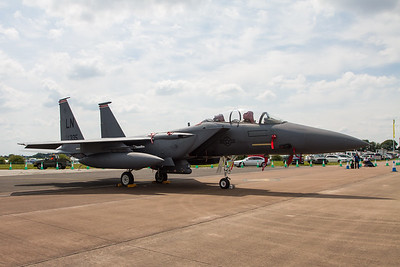 McDonnell Douglas F-15E Strike Eagle (US Air Force)