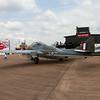 de Havilland Vampire T11
