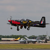 Shorts Tucano T1 (Royal Air Force)
