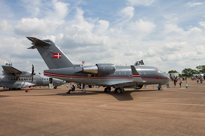 Bombardier CL604 Challenger (Royal Danish Air Force)