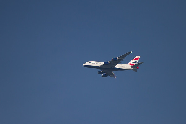 Airbus A380 (British Airways)
