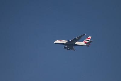 Airbus A380 (British Airways)