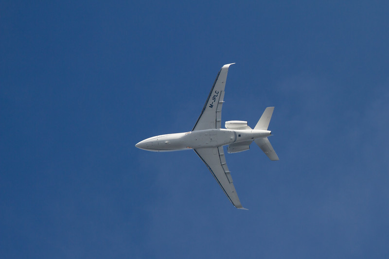 Dassault Falcon 900LX  (Privately Owned)