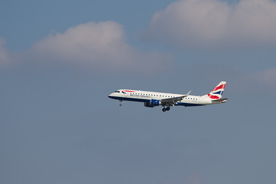 Embraer ERJ-190SR (British Airways)