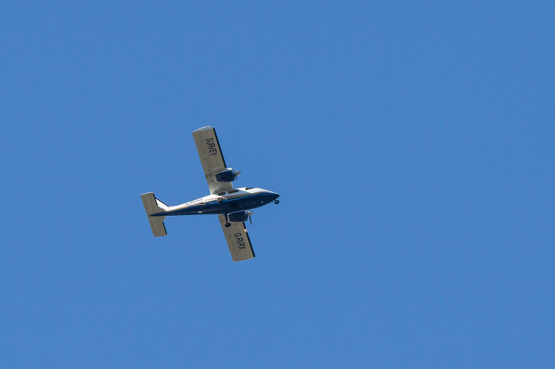 Partenavia P.68B Victor  (Ravenair)