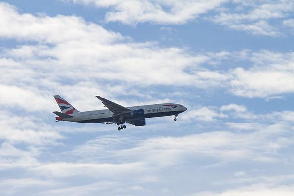 Boeing 777-236 (British Airways)