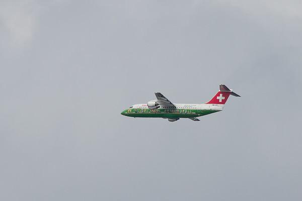British Aerospace Avro RJ100 (Swiss )