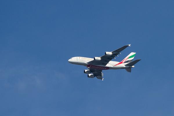 Airbus A380 (Emirates)