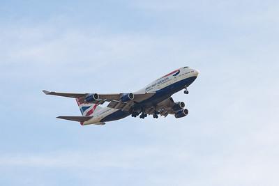 Boeing 747-400 (British Airways)