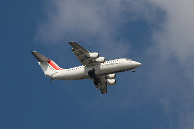 British Aerospace Avro RJ85 (Cityjet)