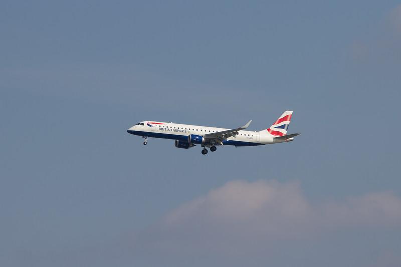 Embraer ERJ-190SR (British Airways)
