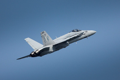 US Navy F/A-18A Super Hornet