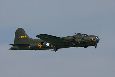 Boeing B-17 Flying Fortress Boeing B-17G Flying Fortress