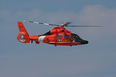 US Coast Guard Aerospatiale HH-65C Dolphin