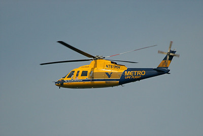 Metro Flight Sikorsky S-76A
