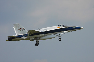 NASA F/A-18A Hornet
