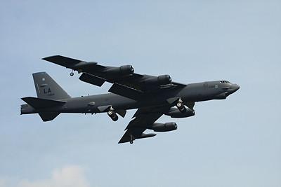 USAF B-52H Stratoforfress