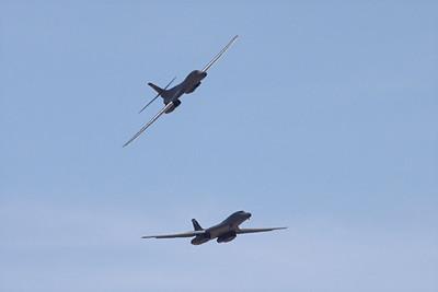 US Air Force B-1B Lancer, 28th Bomb Squadron, Dyess AFB, TX