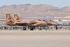 US Air Force F-15D Eagle, 65th Aggressors, Nellis AFB, NV