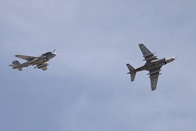 US Navy EA-6B Prowlers