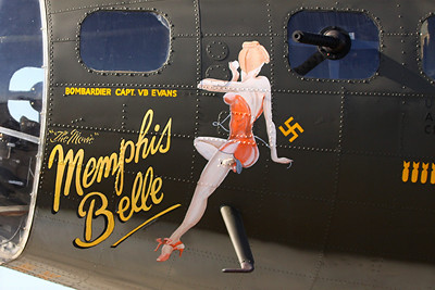 Boeing B-17G Flying Fortress, Memphis Belle