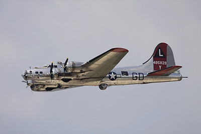 Boeing B-17G Flying Fortress, Yankee Lady