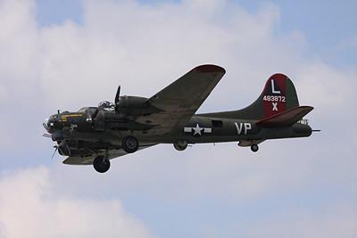 Boeing B-17G Flying Fortress, Texas Raiders