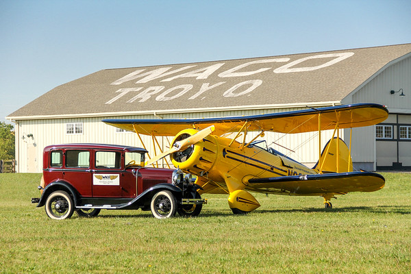 Waco Fly-In Troy, Ohio 2017