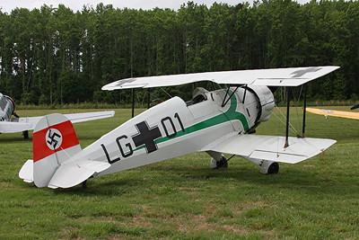 Bucher Bu-133C Jungmeister