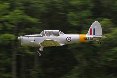 de Havilland DHC-1 Chipmunk
