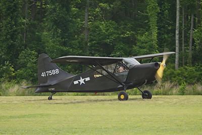Stinson L-5E Sentinel