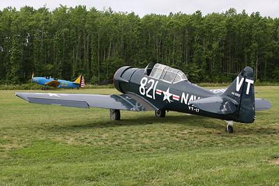 North American SNJ-7 Texan