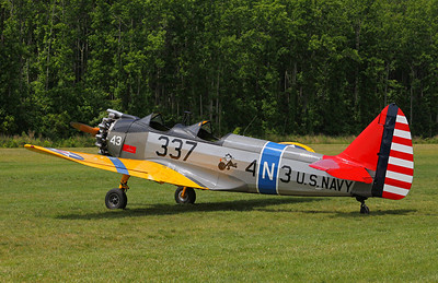 Fairchild PT-23A Recruit