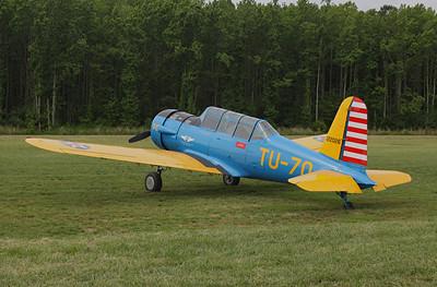 Convair BT-13A Valiant