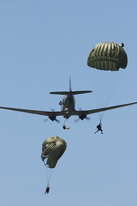 C-47 paratroops