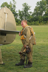 Aircrew re-enactors