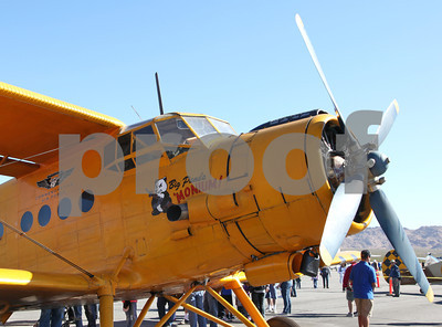 Apple Valley Airshow 100811