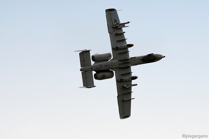USAF A-10A Thunderbolt II