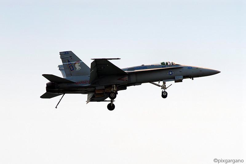 USN F/A-18C Hornet