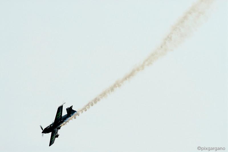 Rob Holland Aerobatics Show