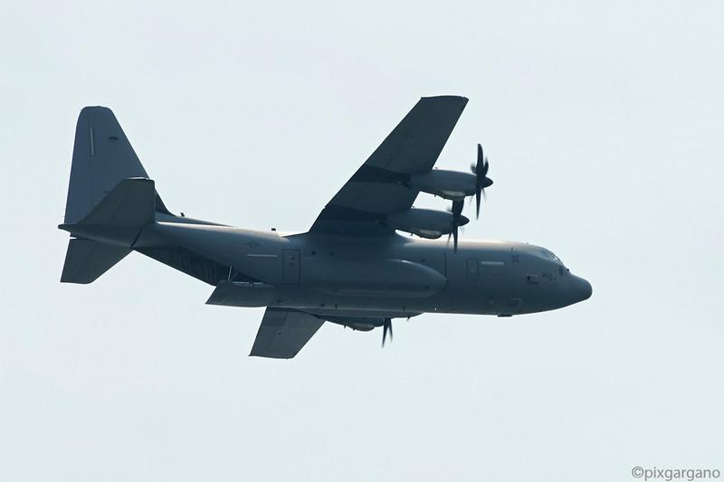 USAF EC-130J Electronic Countermeasures