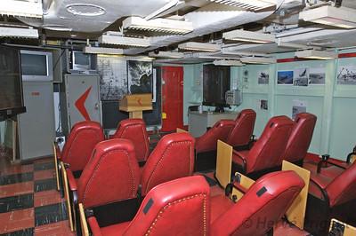 Salle de briefing