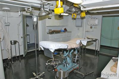 Salle d'opérations