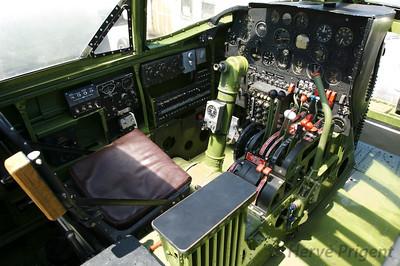 B-26 Cockpit