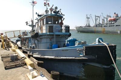 US Navy Tug Boat